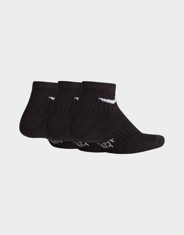 Nike Nike Everyday Older Kids' Cushioned Ankle Socks (3 Pairs)