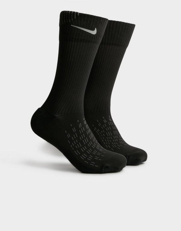 Buy Black NIKE Spark Cushioning Crew Socks   JD Sports