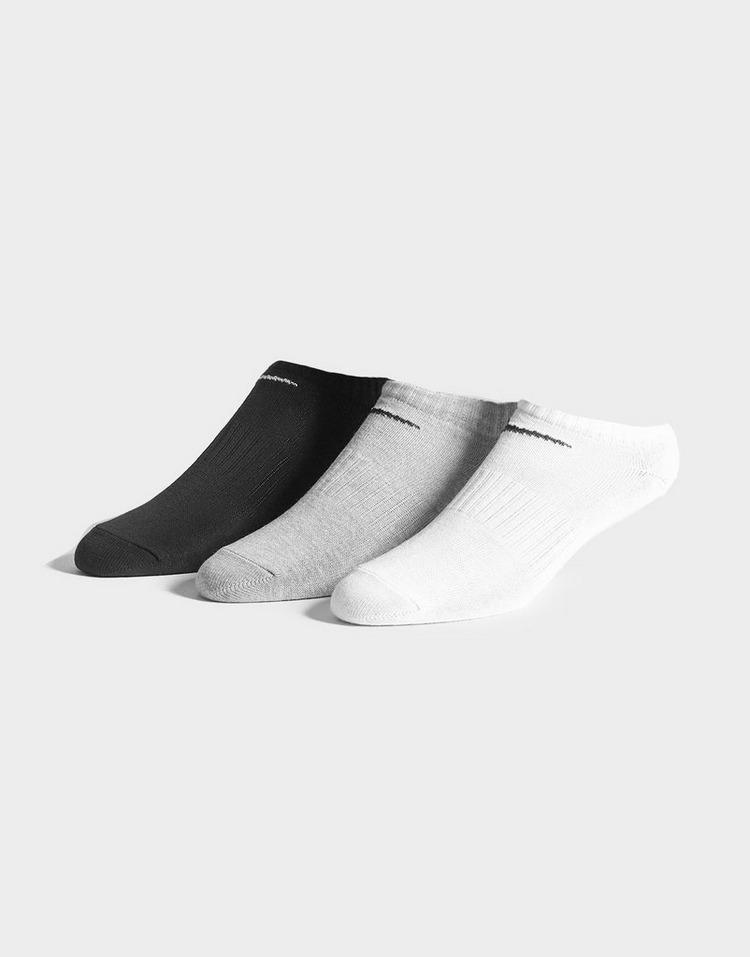 Nike ถุงเท้า 3 Pack Low Socks