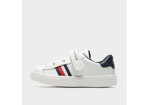 picked up cheap price closer at Buy White Tommy Hilfiger Velcro Lace Infant | JD Sports