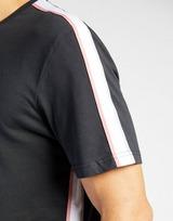 Lyle & Scott เสื้อยืดผู้ชาย Side Stripe T-shirt