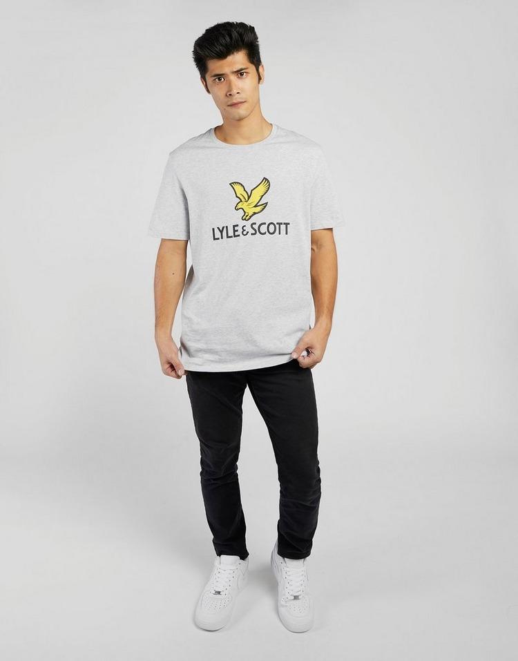 Lyle & Scott เสื้อยืดผู้ชาย Lyle & Scott Logo T-shirt