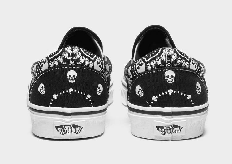 Vans รองเท้าผู้ชาย UA CLassic Slip-On Bandana