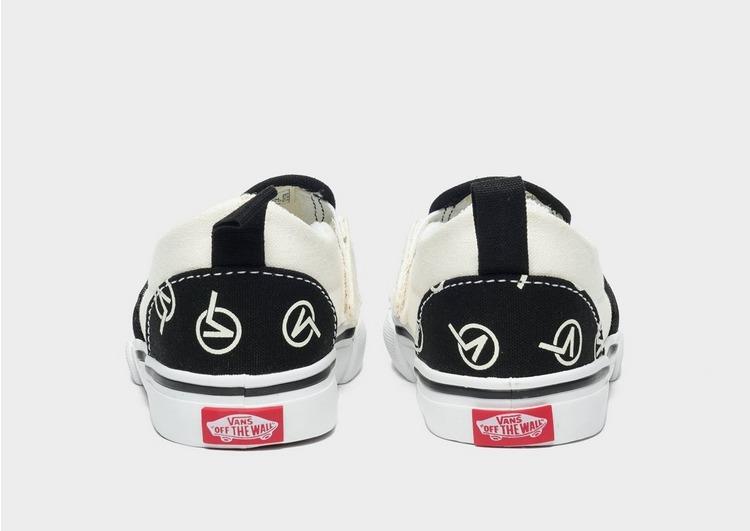 Vans รองเท้าเด็กแรกเกิด Slip-On V ( Circle)