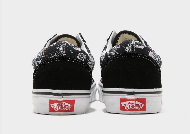 Vans รองเท้า Unisex Old Skool Flash Skulls
