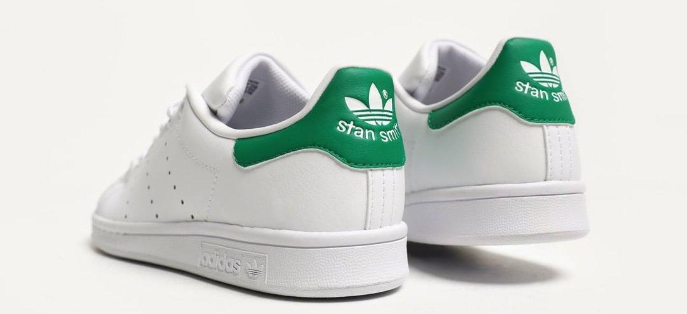 adidas Originals Stan Smith verde