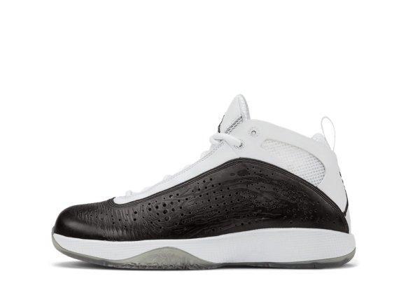 Air Jordan 2011 White / Black - Anthracite