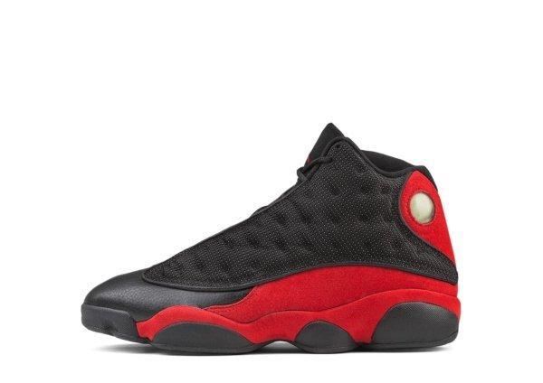 Air Jordan XIII Black / True Red