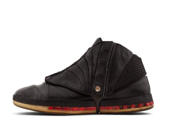 Air Jordan XVI Black / Varsity Red