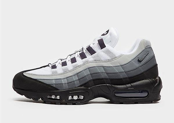 Nike Air Max 95 gris y negro