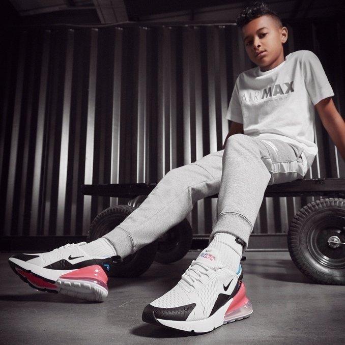 Nike Air Max 270 on feet