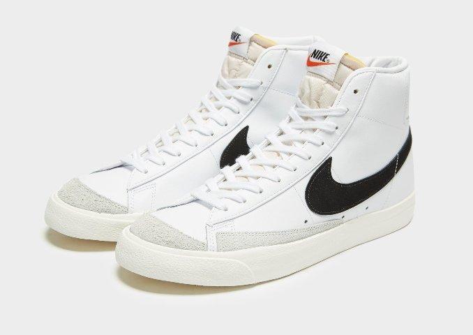 dettagli design delle Nike Blazer