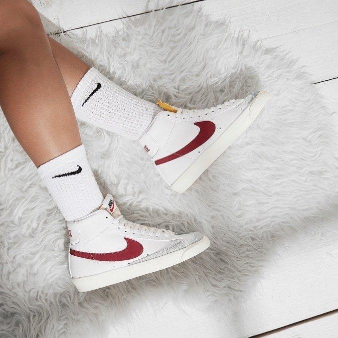 Blazer con calze Nike