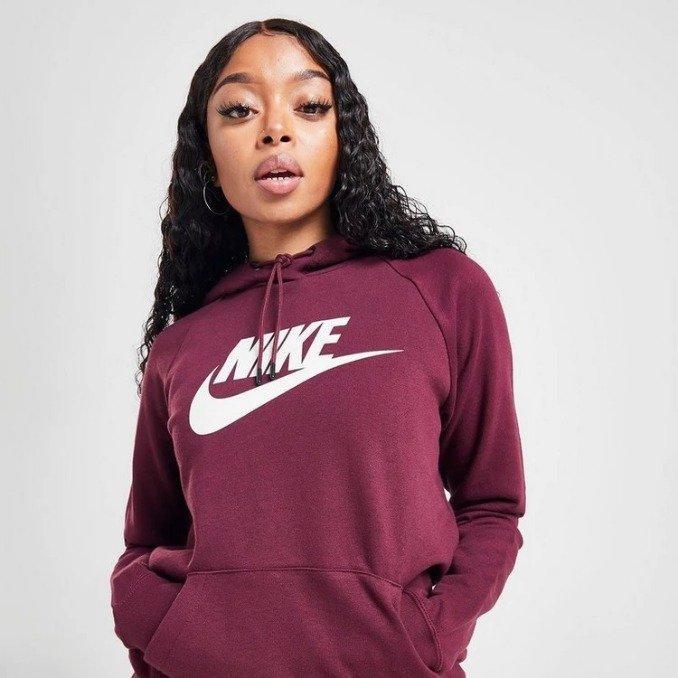 Camisola com capuz Nike Essential Logo Overhead
