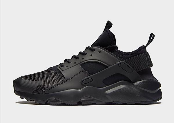 Zapatillas Nike Air Huarache negras