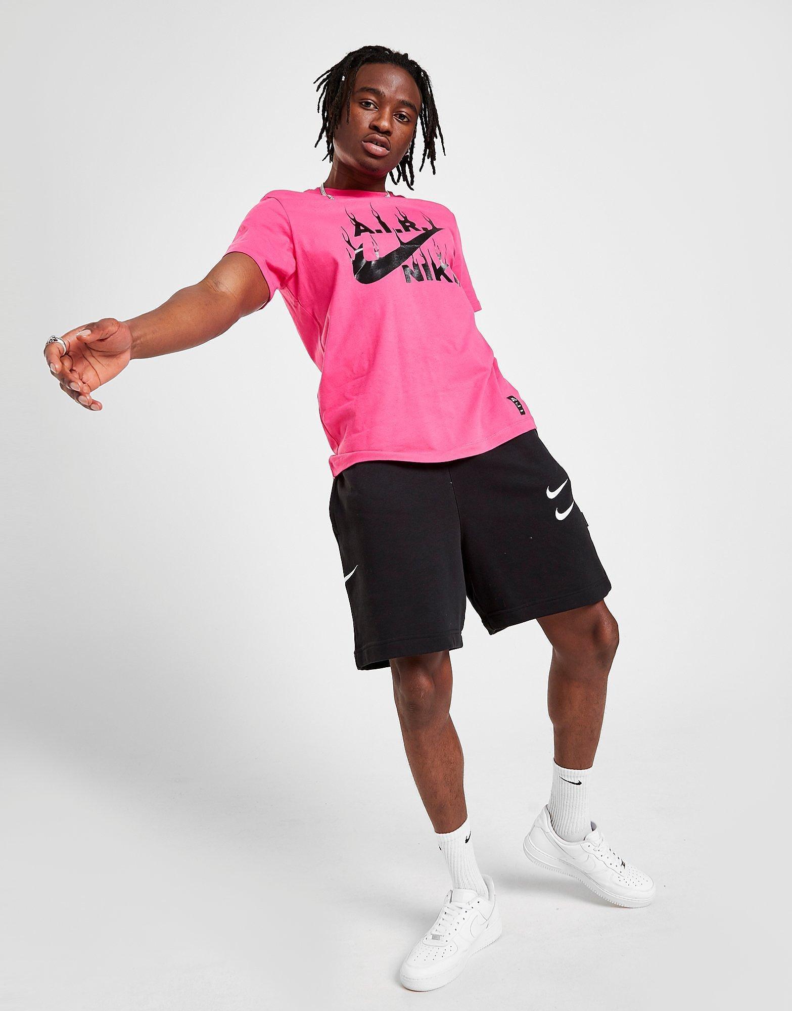 t-shirt nike rosa