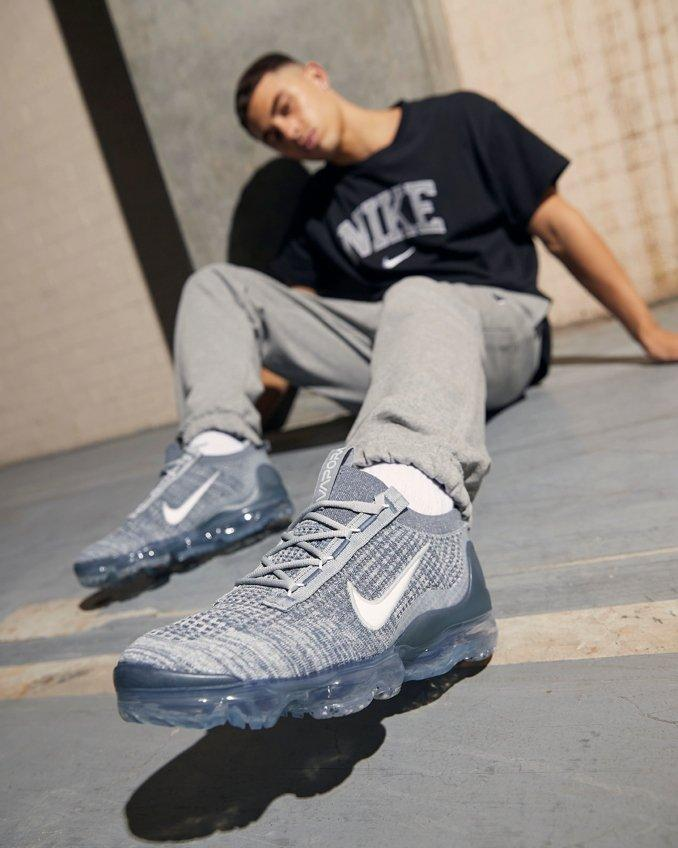 Nike Vapormax 2021 on feet