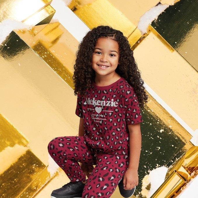 Outfit niñas McKenzie para regalos de navidad