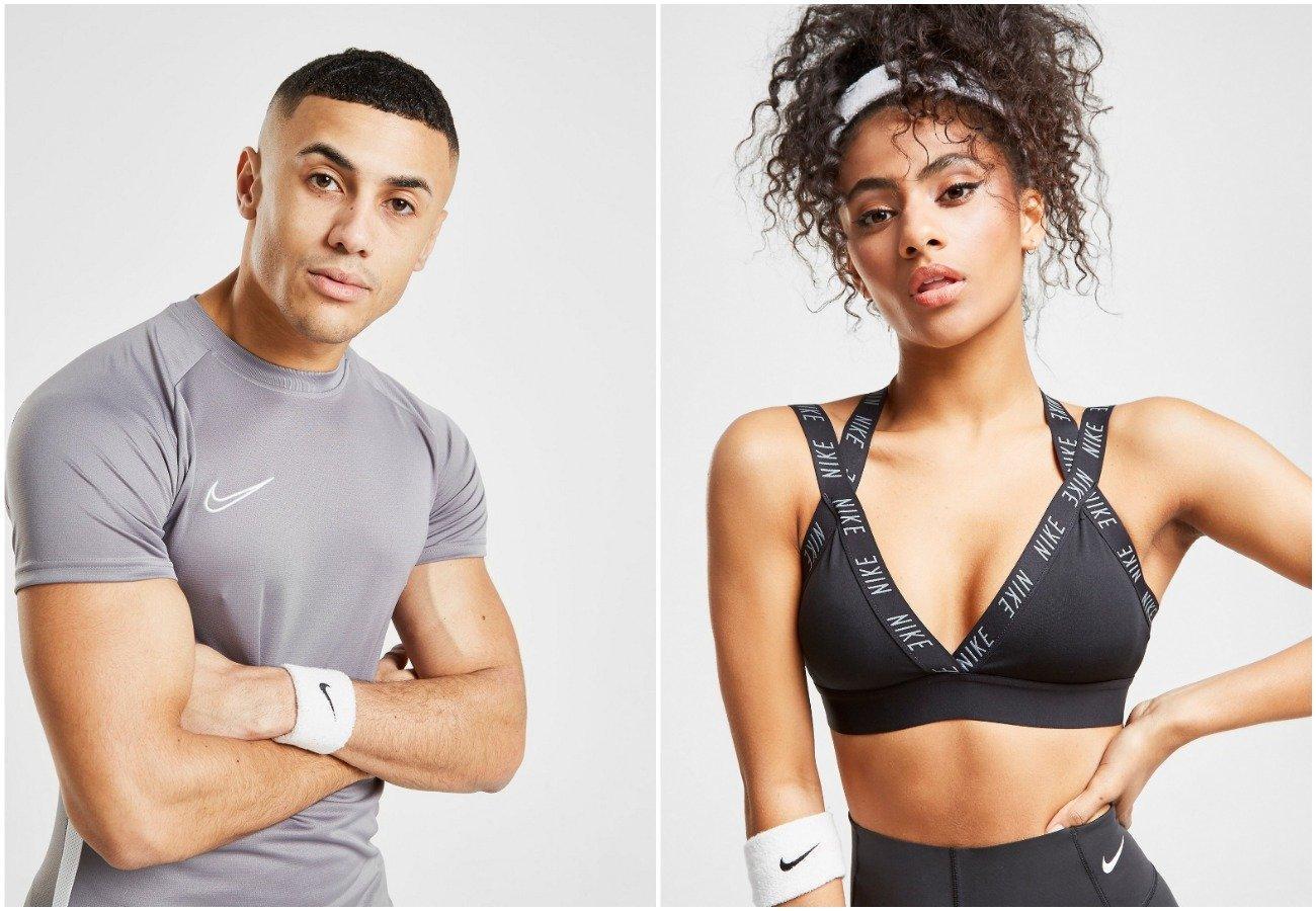 Nike palestra