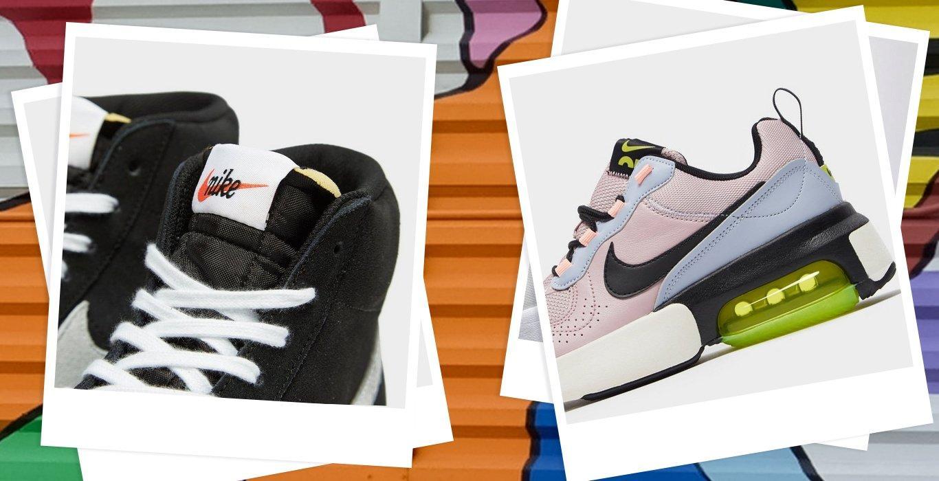 Cortez Nike e Ozweego adidas