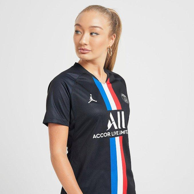 Cuarta equipación de Jordan x París Saint Germain de mujer