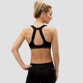 SHOCKABSORBER ULTIMATE RUN SPORTBEHA ZWART DAMES