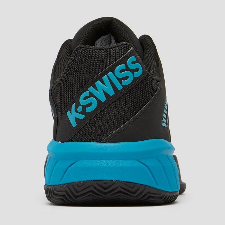 K-SWISS EXPRESS LIGHT 2 TENNISSCHOENEN ZWART/BLAUW HEREN