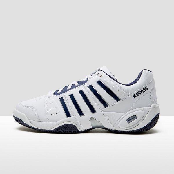 k-swiss accomplish iii omni tennisschoenen zwart/blauw heren