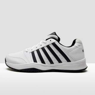 K-SWISS COURT SMASH OMNI TENNISSCHOENEN WIT/ZWART HEREN