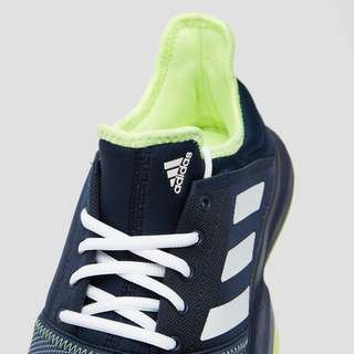 ADIDAS GAME COURT MULTICOURT TENNISSCHOENEN BLAUW HEREN