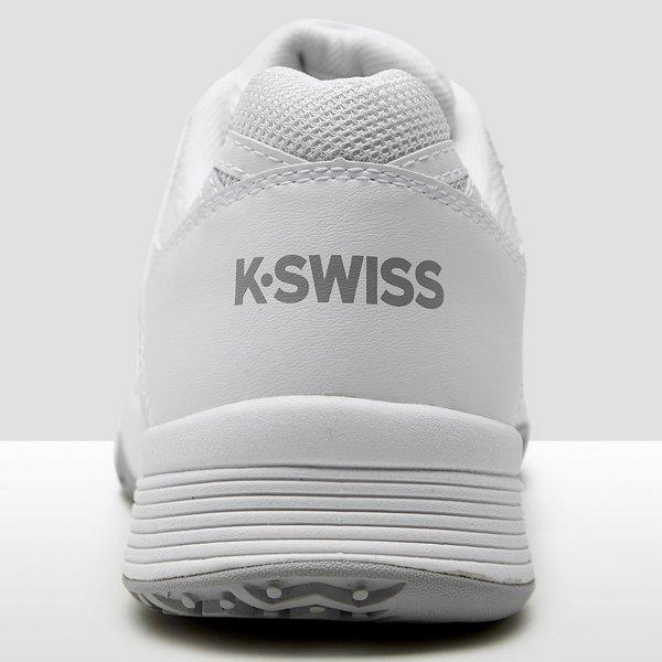 K-SWISS COURT SMASH OMNI TENNISSCHOENEN WIT DAMES
