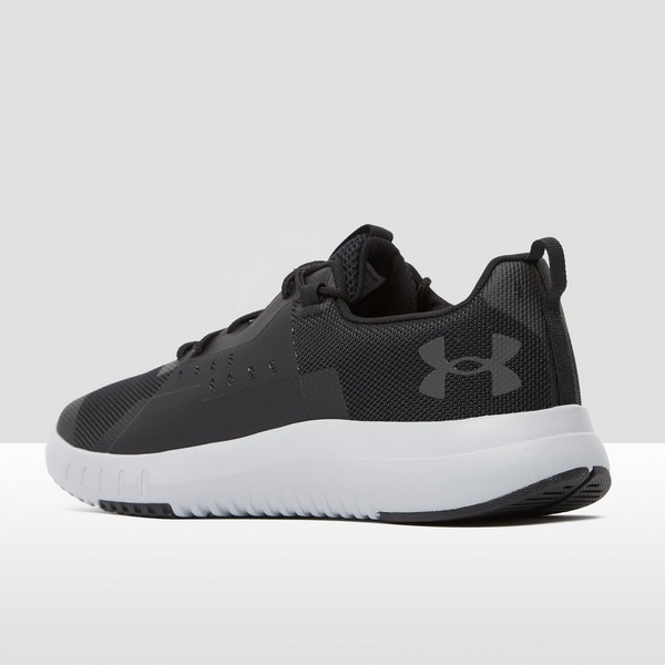 UNDER ARMOUR TR96 SPORTSCHOENEN ZWART/WIT HEREN