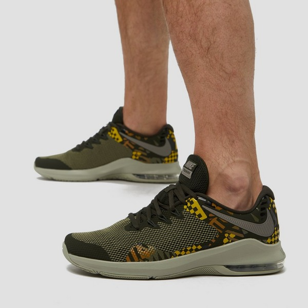 Nike AIR MAX ALPHA TRAINER sportschoenen heren Zwart