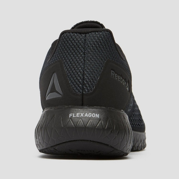 REEBOK FLEXAGON SPORTSCHOENEN ZWART/WIT HEREN