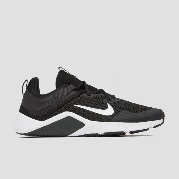 NIKE LEGEND ESSENTIAL SPORTSCHOENEN ZWART/WIT HEREN