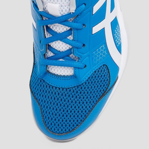1c53180088c ASICS GEL-ROCKET 8 INDOORSCHOENEN BLAUW/WIT HEREN | Perrysport
