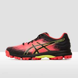 ASICS GEL HOCKEY TYPHOON 3 HOCKEYSCHOENEN ROZEZWART DAMES