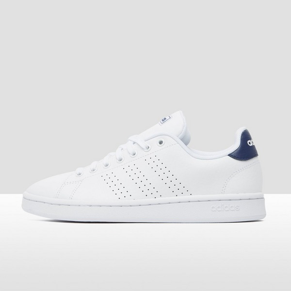 ADIDAS ADVANTAGE SNEAKERS WITBLAUW | Perrysport
