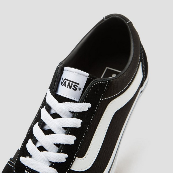 VANS WARD SNEAKERS ZWARTWIT DAMES | Perrysport