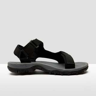 WILDEBEAST PLYMOUTH OUTDOOR SANDALEN ZWART HEREN