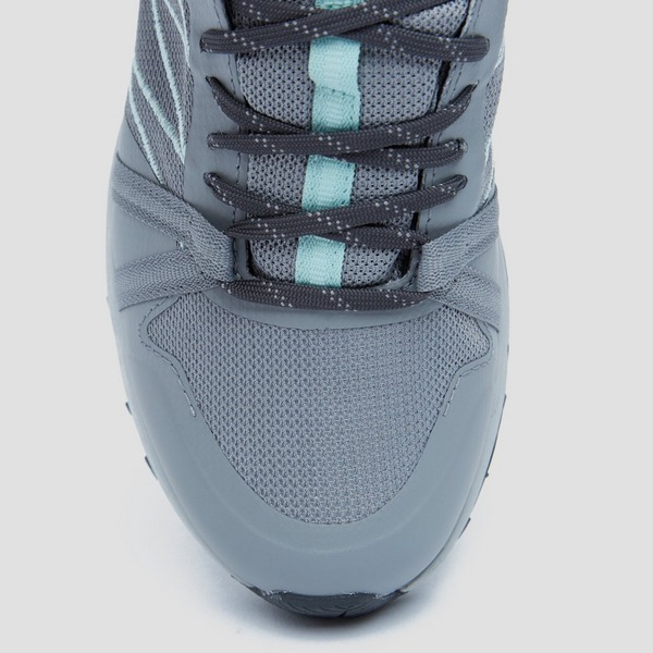 THE NORTH FACE LITEWAVE FASTPACK II WANDELSCHOENEN GRIJS DAMES
