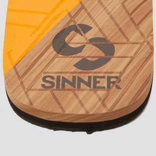 SINNER MANADO SLIPPERS GOUD HEREN