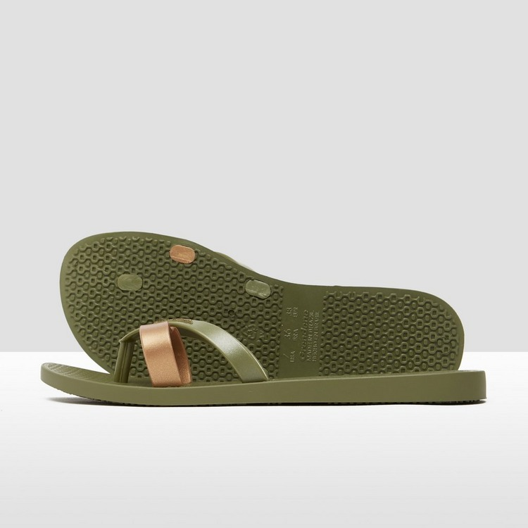 IPANEMA KIREY SLIPPERS GROEN DAMES