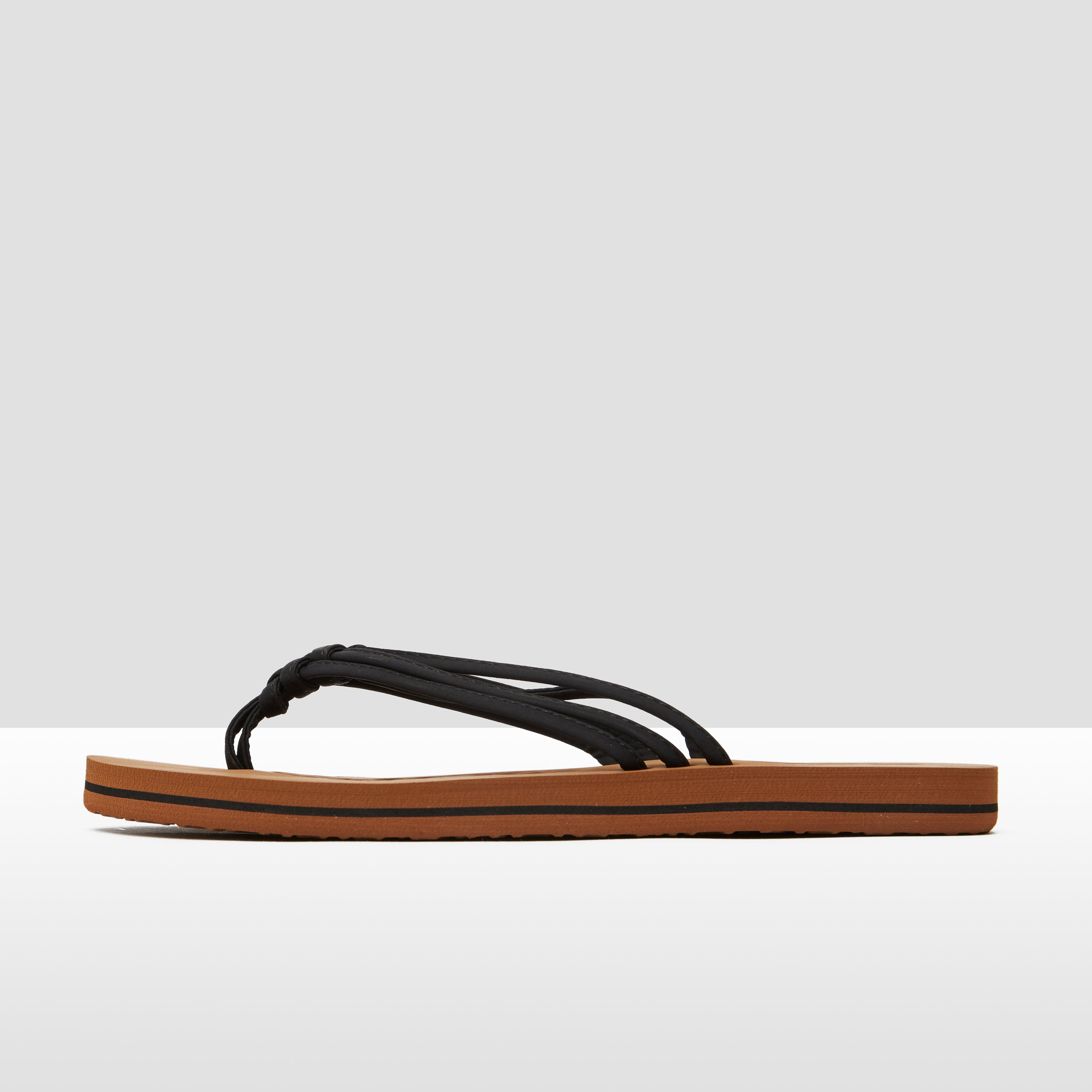 O'NEILL 3 STRAP DITSY SLIPPERS BRUIN DAMES