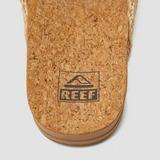 REEF CUSHION STRAND SLIPPERS BEIGE DAMES