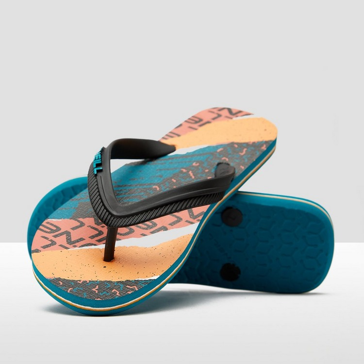 O'NEILL PROFILE STACK SLIPPERS BLAUW KINDEREN