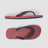 O'NEILL PROFILE SLIPPERS ROOD/BLAUW KINDEREN