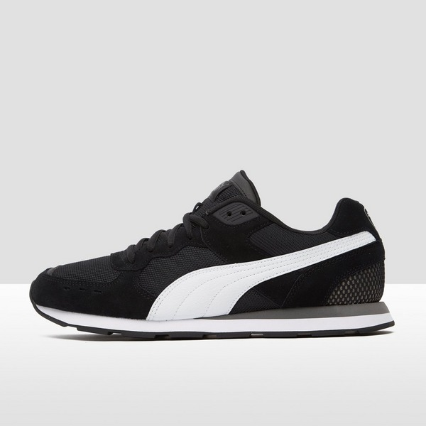 PUMA VISTA SNEAKERS ZWART/WIT HEREN