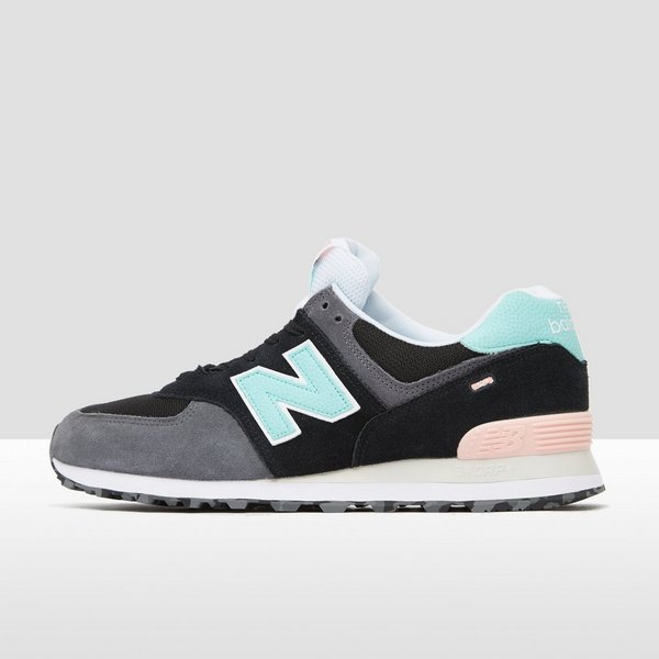 new balance 574 heren blauw