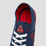 LE COQ SPORTIF LE SILVESTER LOW LACE SNEAKERS BLAUW HEREN